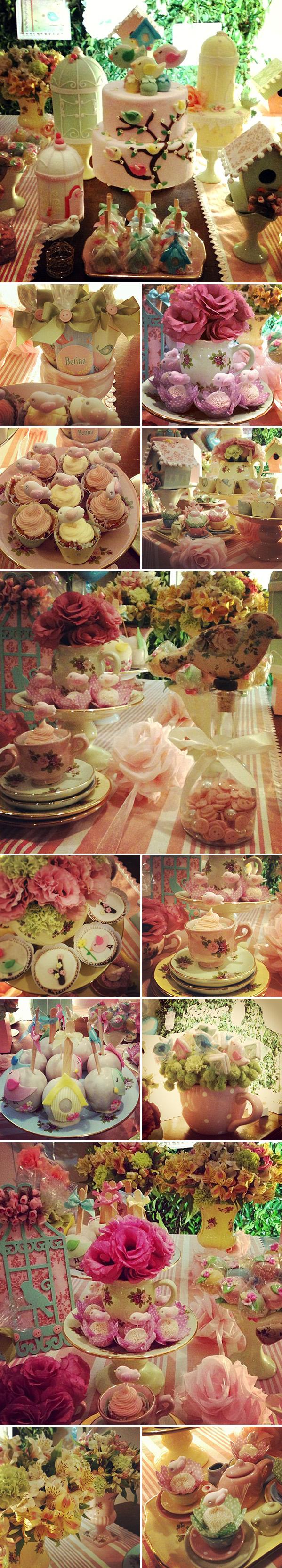 Chá de bebê - Betina